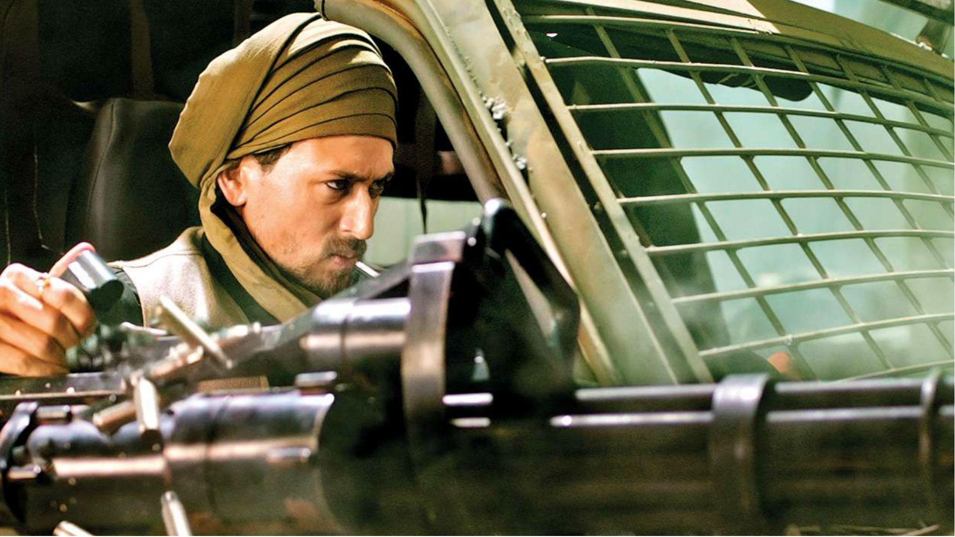 Image result for टाइगर श्रॉफ war