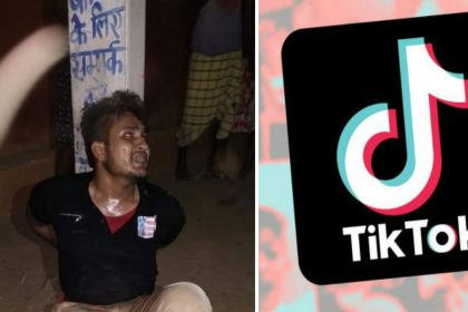 TikTok removed video on mob lynching of Tabrez Ansari revenge suspends 3 accounts