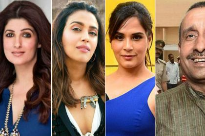 Unnao rape case Bollywood actress Twinkle Khanna Richa Chadha Swara Bhaskar reacts on it BJP MLA Kul