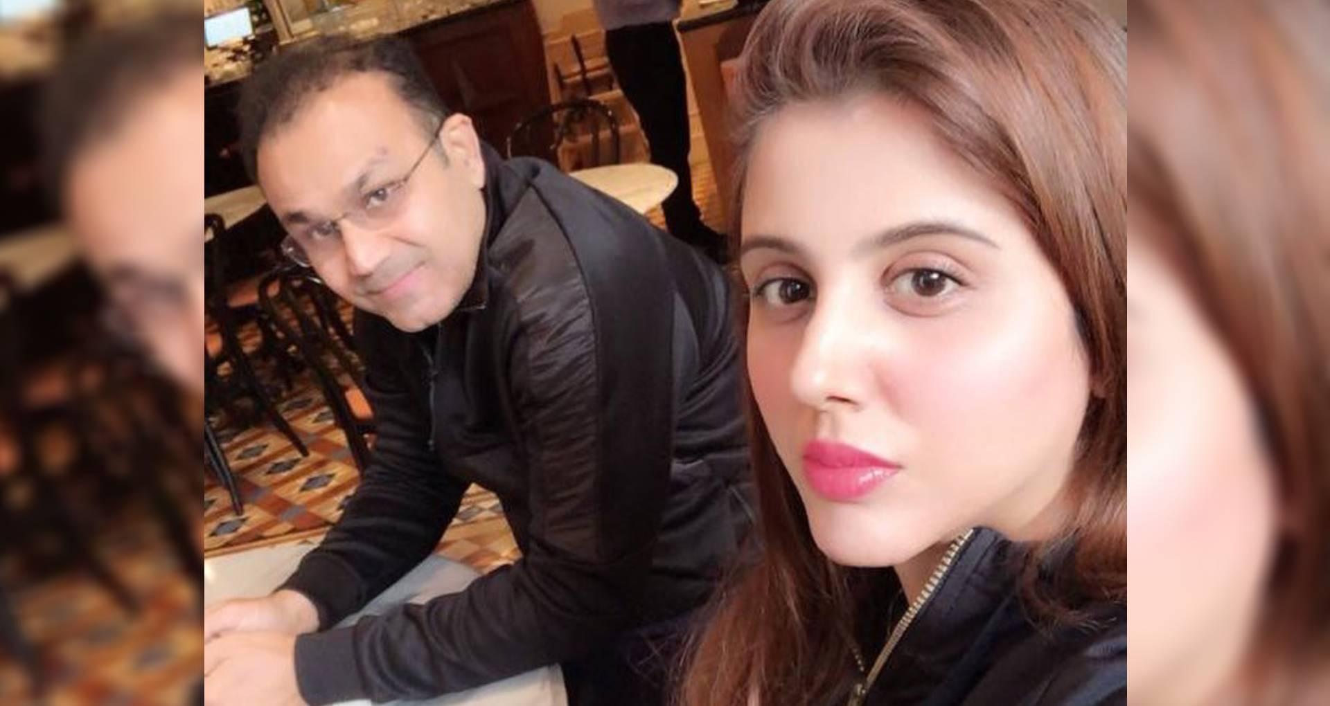 वीरेंद्र सहवाग की पत्नी ने बिजनेस पार्टनर के खिलाफ दर्ज करवाई शिकायत, लगाया फर्जी सिग्नेचर कर लोन लेने का आरोप