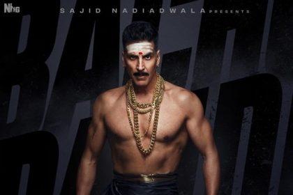 अक्षय कुमार अभिनीत साजिद नाडियाडवाला की 'बच्चन पांडे' का नया लुक और नई रिलीज़ तारीख़ आई सामने