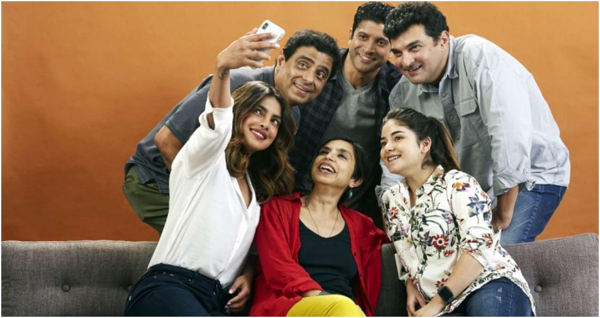 जायरा वसीम ने छोड़ी फिल्मी दुनिया, अब नहीं करेंगी अपनी आखिरी फिल्म द स्काई इज पिंक का प्रमोशन!