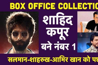 Kabir Singh Box Office: सलमान-शाहरुख को पीछे छोड़ शाहिद कपूर निकले आगे, देखते ही देखते हासिल किया नया मुकाम