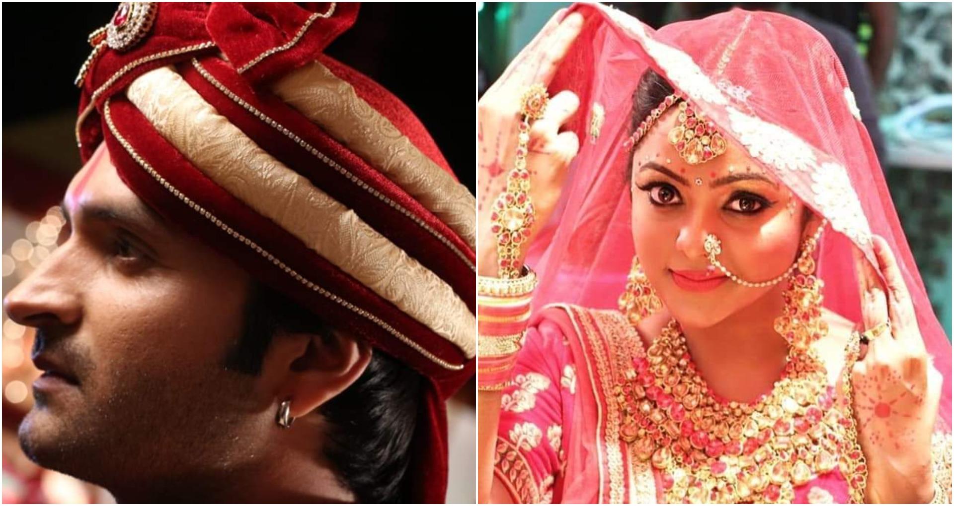 भोजपुरी फ़िल्म दिल का रिश्ता की शूटिंग हुई खत्म, कुणाल तिवारी बने दूल्हा तो काजल यादव दुल्हन अवतार में दिखीं