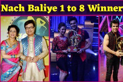 Nach Baliye 9: इन 8 जोड़ियों ने लगाया था नच के मंच पर अपने डांस का तड़का, कड़ी मशक्कत के बाद हासिल किया ये खिताब