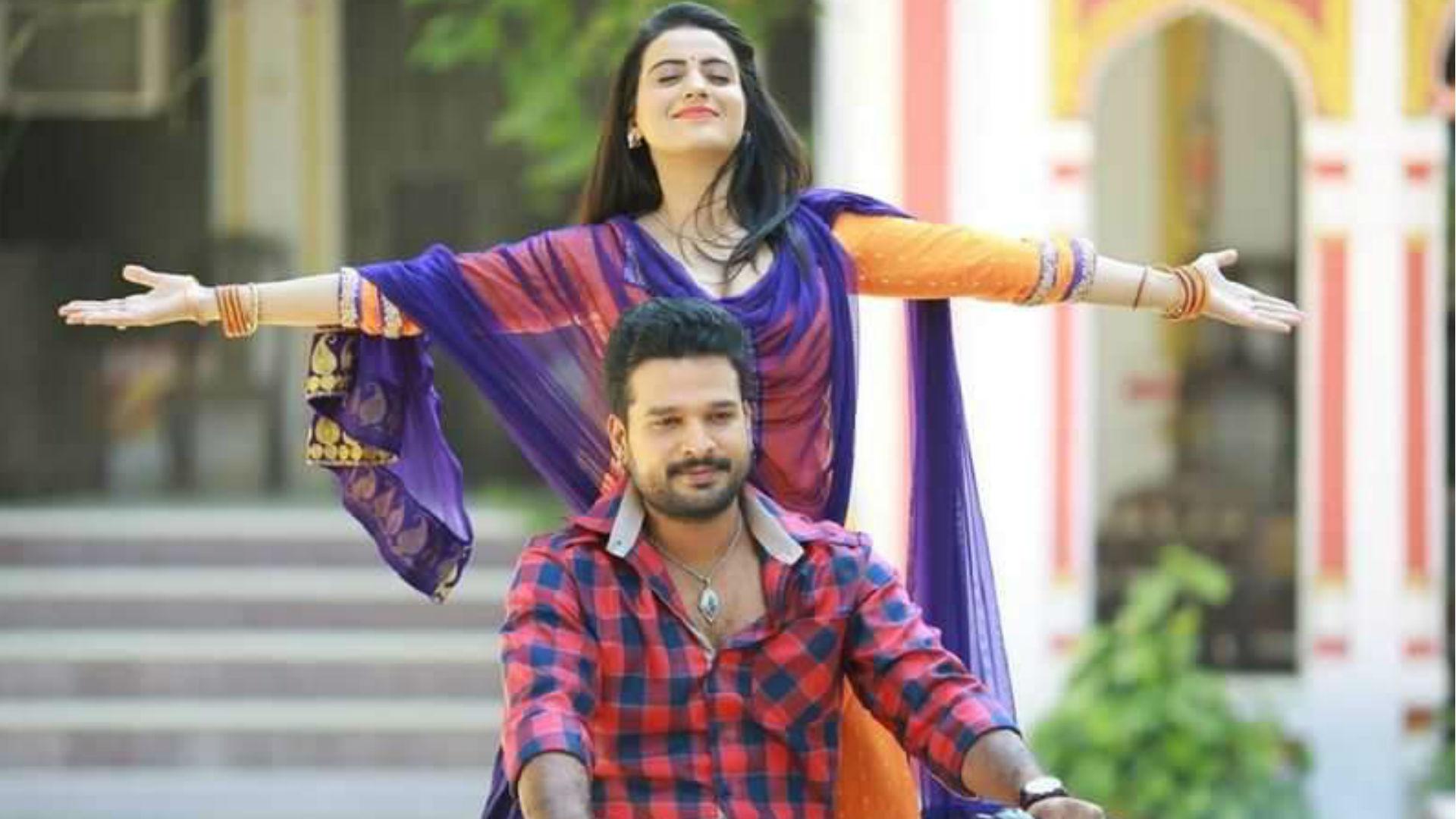 भोजपुरी फिल्म राजा राजकुमार के बाद फिर दिखेगी अक्षरा सिंह-रितेश पांडे की जोड़ी, इस दिन से शुरू होगी शूटिंग