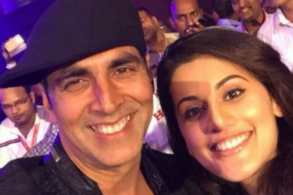 Akshay Kumar shares Rashmi Rocket Movie Promo Video Taapsee Pannu Ronnie Screwvala film