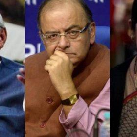 Arun jaitley Sushma Swaraj Atal Bihari Vajpayee