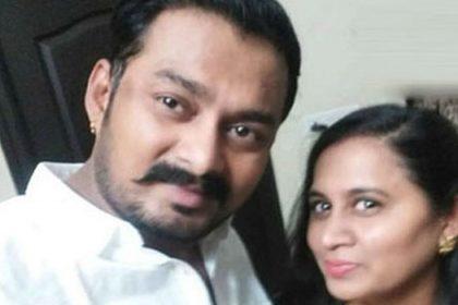 Baahubali character artist Madhu Prakash wife Bharati committed suicide Hyderabad