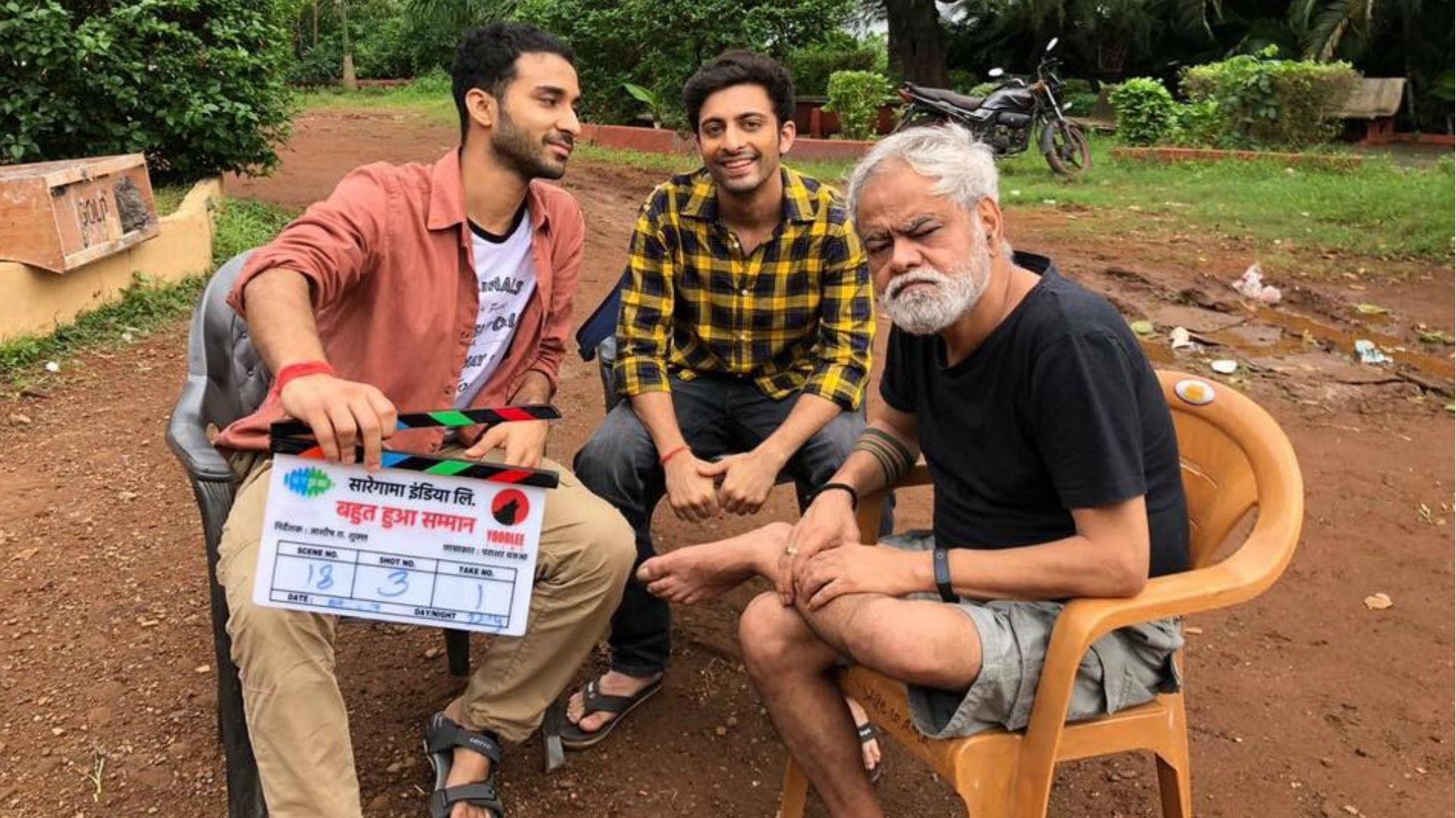 Bahut Hua Sammaan Movie: फिल्म की शूटिंग शुरू, संजय मिश्रा-राघव जुयाल सहित ये मशहूर एक्टर्स आएंगे नजर