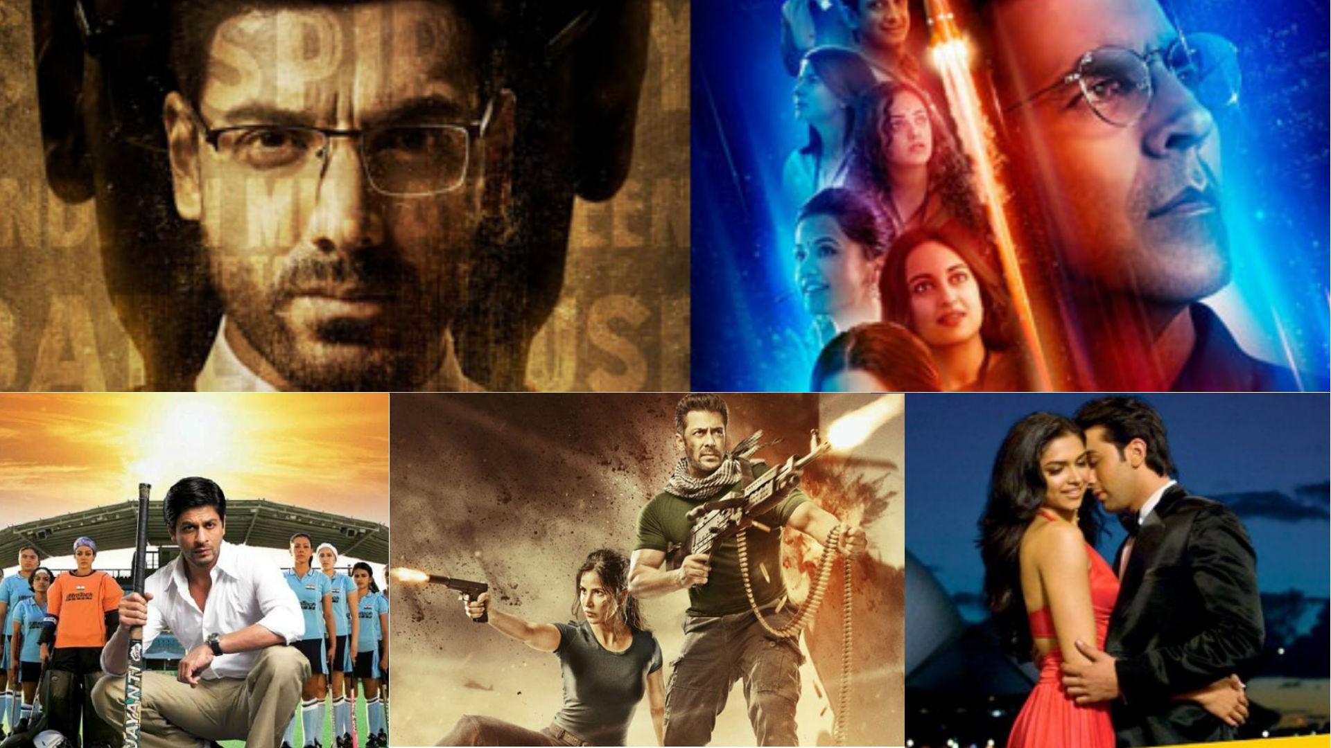 Independence Day 2019: बॉलीवुड के लिए भी किसी त्योहार से कम नहीं है 15 अगस्त, रिलीज हो चुकी हैं ये फिल्में