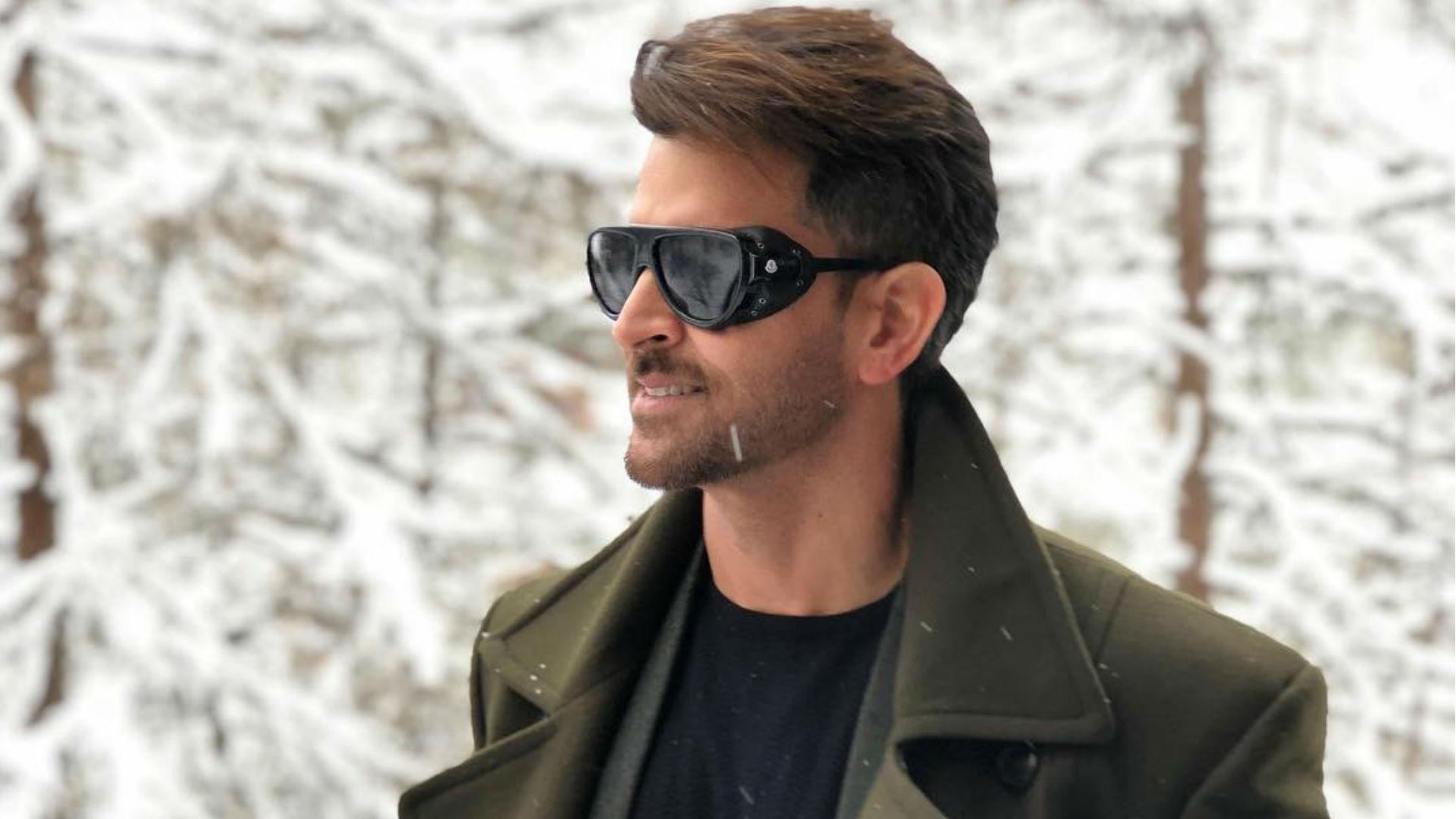 Hrithik Roshan beats Beckham, Robert Pattinson to become the 'World's Most Handsome Man'