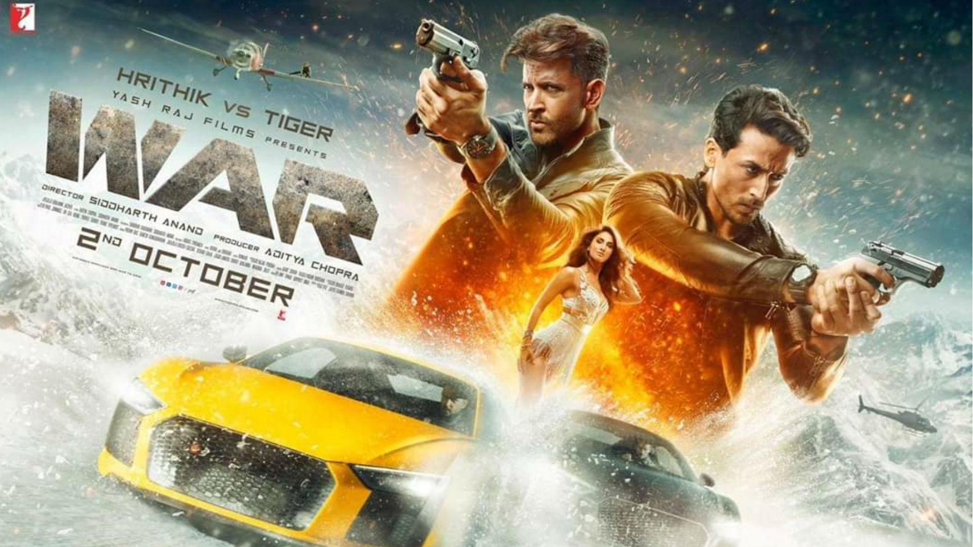 War Movie: फिल्म का फर्स्ट लुक पोस्टर रिलीज, टाइगर श्रॉफ के इस चैलेंज पर ऋतिक रोशन ने दिया ये जवाब