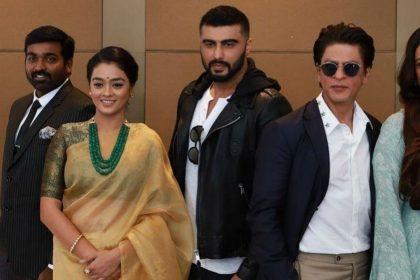 Indian Film Festival of Melbourne 2019 Shah Rukh Khan Arjun Kapoor Tabu Vijay Sethupathi Zoya Akhtar
