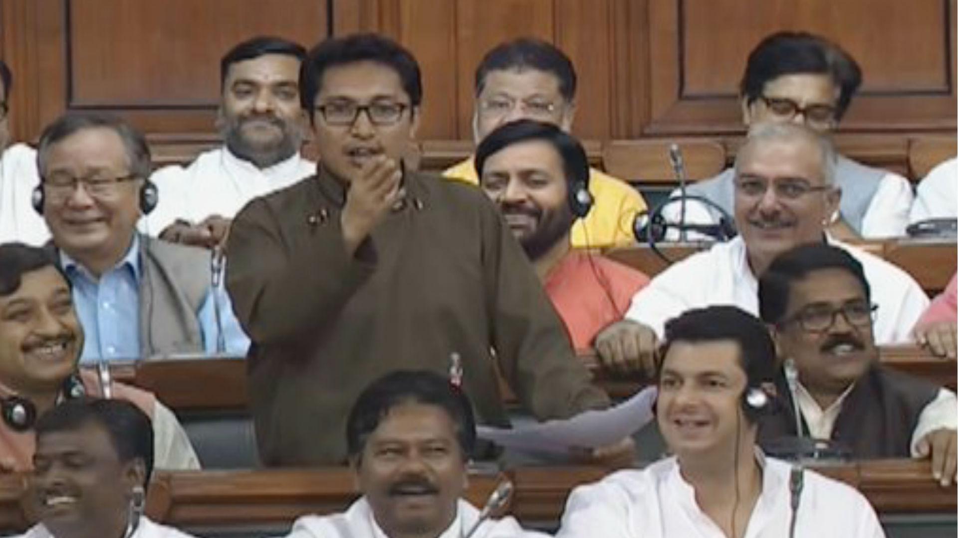 संसद में इस सांसद के भाषण के मुरीद हुए नरेंद्र मोदी-अमित शाह, जानिए कौन हैं जामयांग सेरिंग नामग्याल