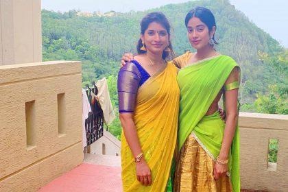 Janhvi Kapoor Sridevi Birthday