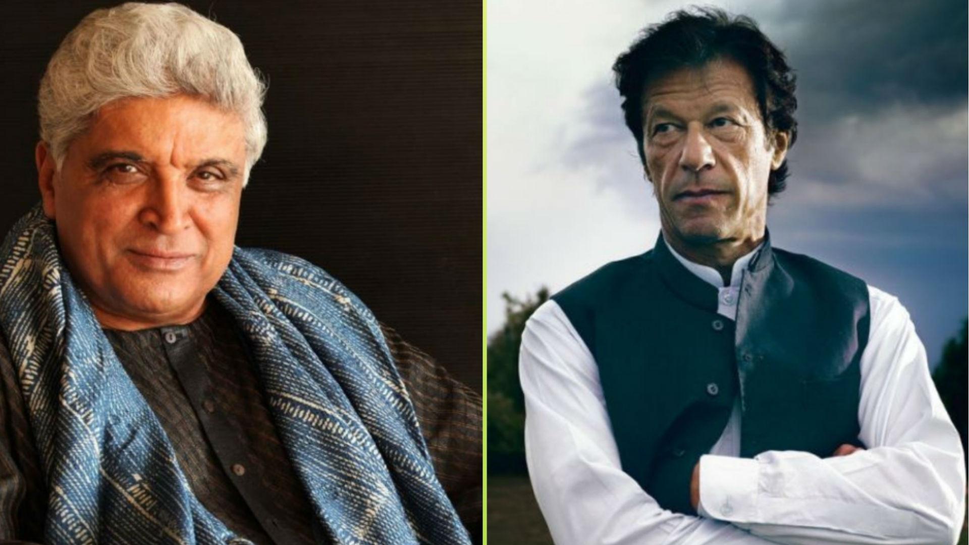पाकिस्तानी पीएम ने प्रधानमंत्री नरेंद्र मोदी पर साधा निशाना, जावेद अख्तर ने दिया इमरान खान को करारा जवाब