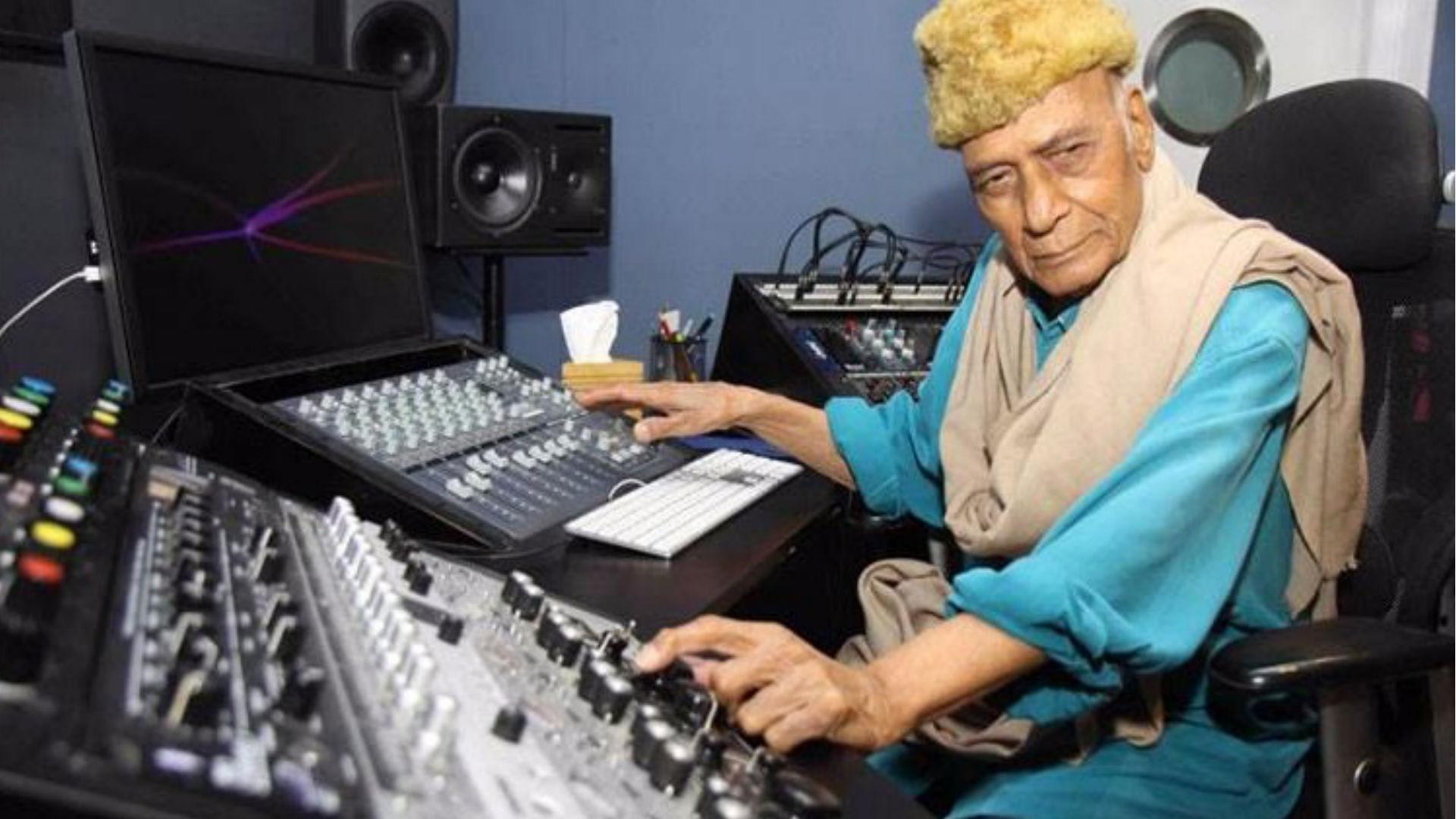 नहीं रहे दिग्गज संगीतकार मोहम्मद जहूर खय्याम हाशमी, मुंबई के अस्पताल में ली अंतिम सांस