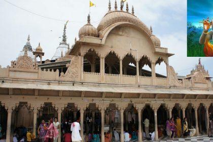 Lord Krishna Treasure in Shri Ji Mandir Mathura Radha Rani Temple Barsana Krishna Janmashtami 2019