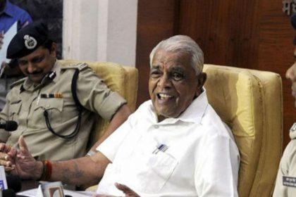 Madhya Pradesh former chief minister Babulal Gaur passed away Bhopal
