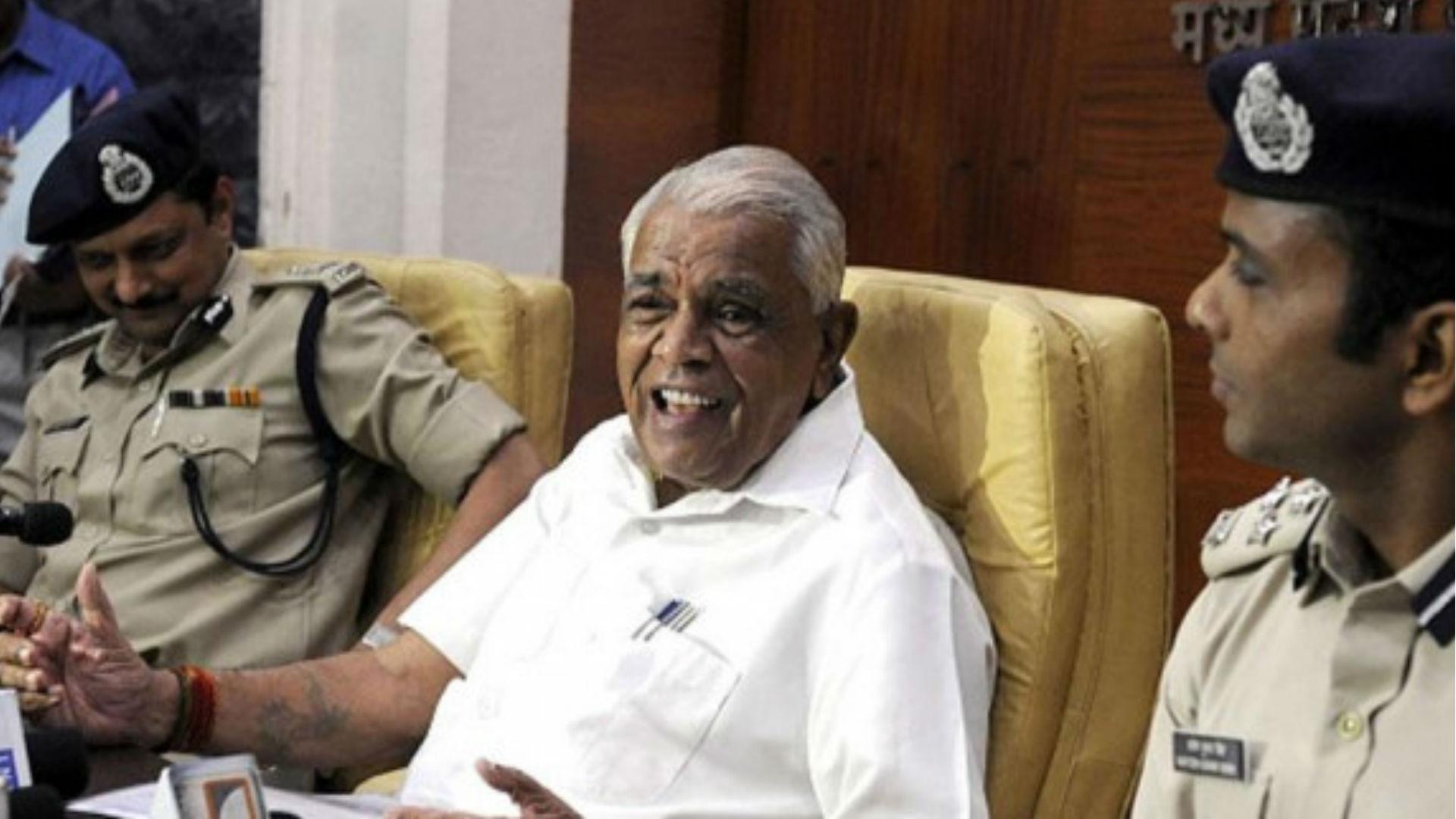 मध्य प्रदेश के पूर्व मुख्यमंत्री बाबूलाल गौर का निधन, भोपाल के नर्मदा अस्पताल में ली अंतिम सांस