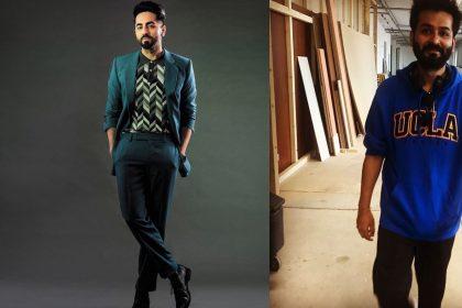 Ayushmaan Khurrana And Aditya Dhar