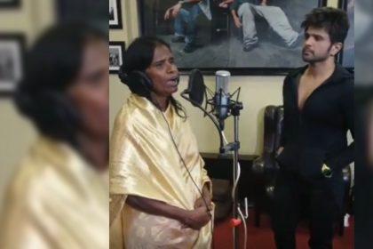 Ranu Mandal And Himesh Reshmmiya