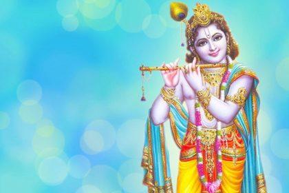 Lord Krishna life lessons