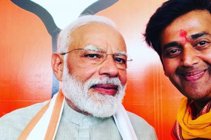 Narendra Modi And Ravi Kishan