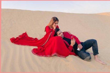 दीपिका कक्कर ने पिछले साल 23 फरवरी को शोएब इब्राहिम से शादी की (फोटो-इंस्टाग्राम)