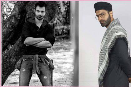 अभिनेता अश्मित पटेल आतंकवादी अबू शामिल के किरदार में (फोटो-इंस्टाग्राम)