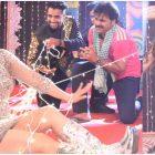 20 लाख से ज्यादा बार देखा गया पवन सिंह की फिल्म 'जय हिन्द' का ये गाना (फोटो-यूट्यूब)