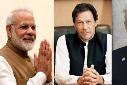 Narendra Modi, Imran Khan And Donald Trump