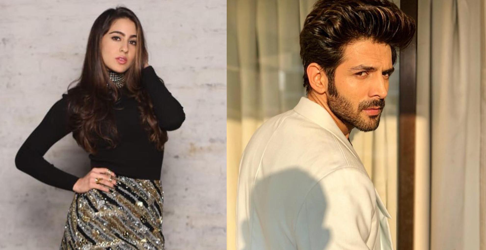 Love Aaj Kal Sequel: फिल्म से सारा अली खान-कार्तिक आर्यन का ये सीन हुआ लीक, एक्टर का दिखा रेट्रो लुक