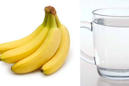 Benefits Of Eating Banan With Hot Water