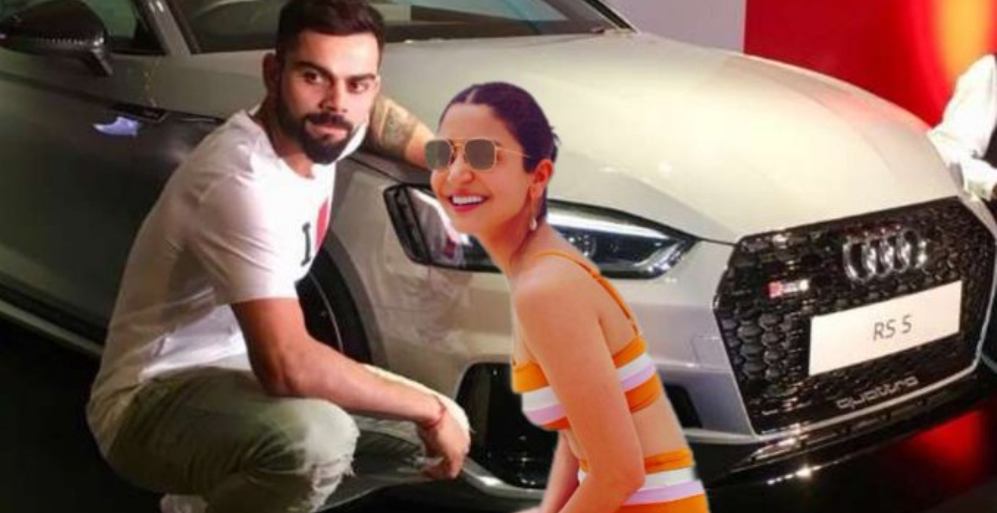 अनुष्का शर्मा की बिकिनी तस्वीर पर जमकर बन रहे हैं मीम्स, सोशल मीडिया पर इस तरह से लोग उड़ा रहे हैं मजाक