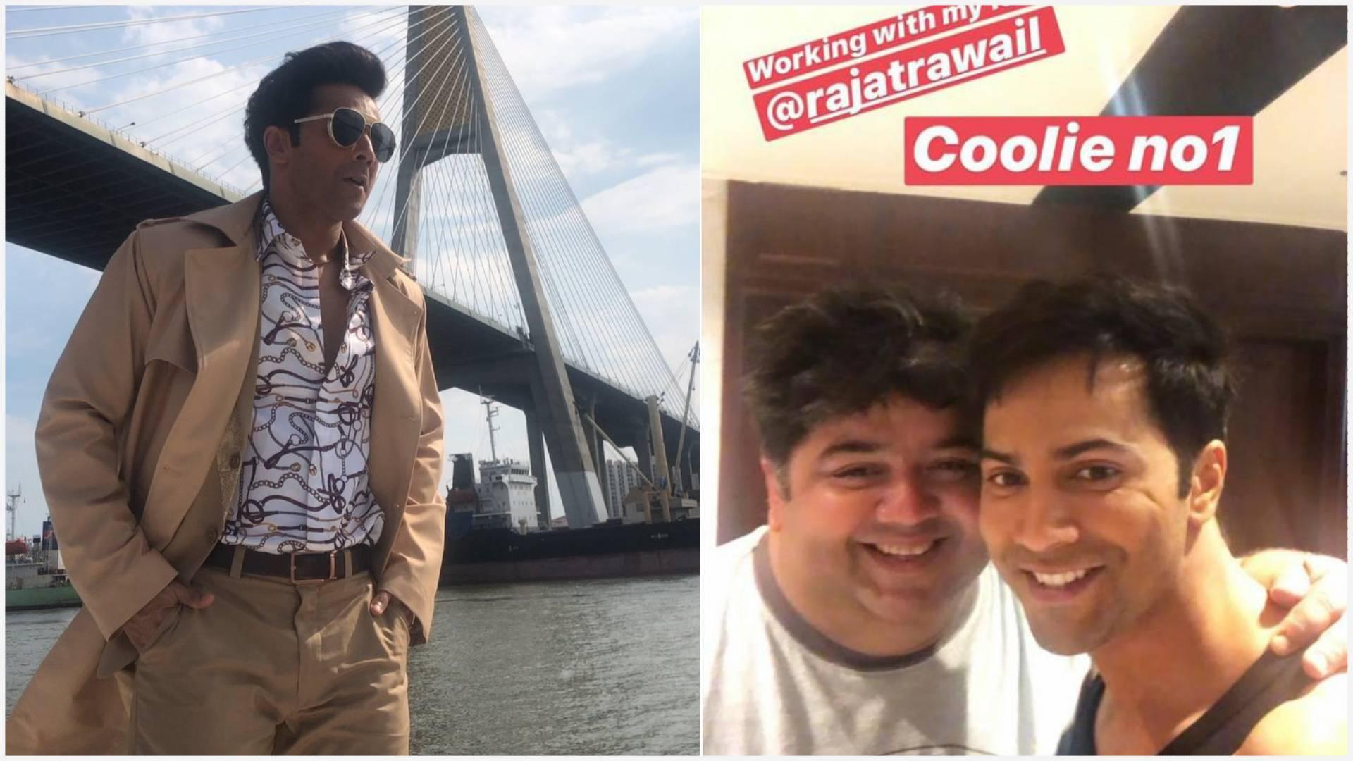 Coolie No.1: वरुण धवन-सारा अली खान की फिल्म में इस किरदार की हुई नई एंट्री, एक्टर ने वीडियो शेयर कर दी जानकारी