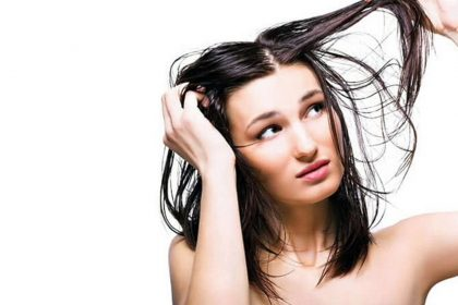 Oily Hair Home Remedies
