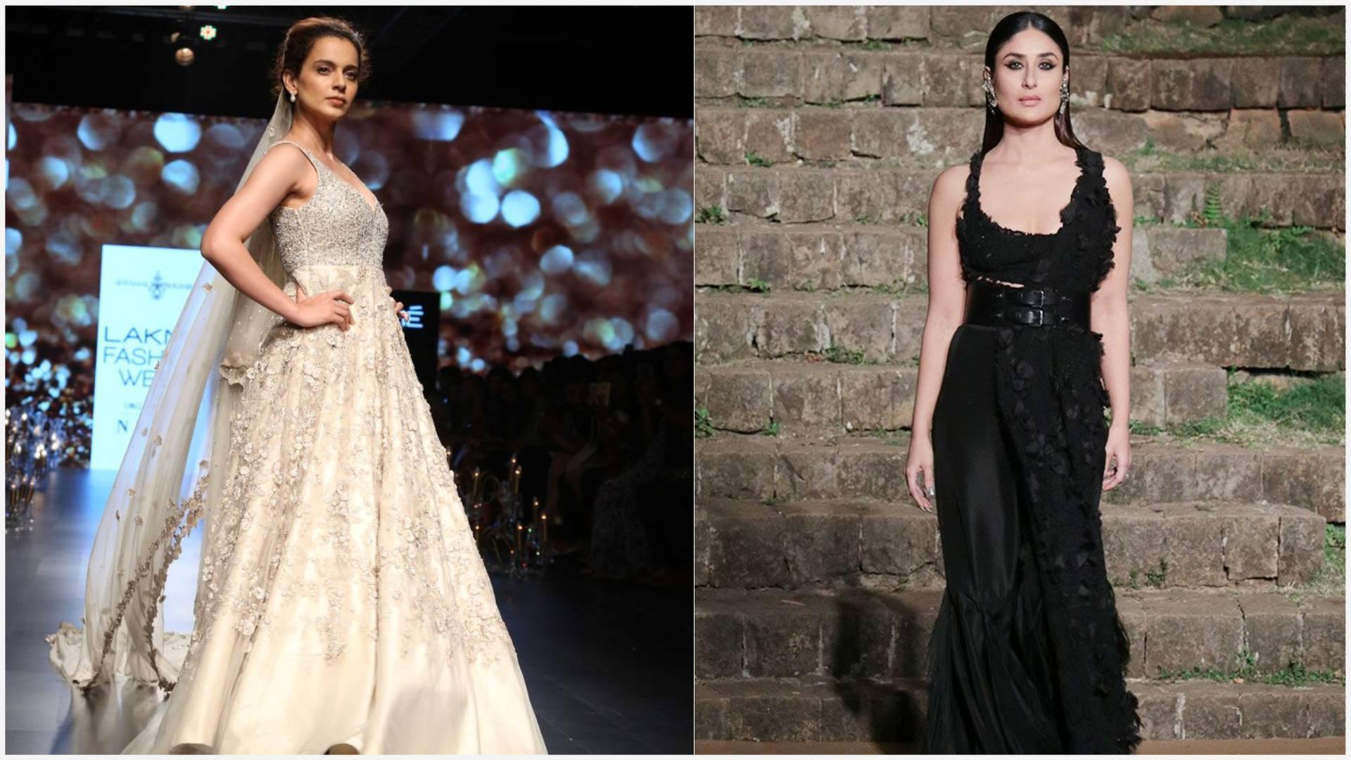 Lakme Fashion Week 2018: करीना कपूर से लेकर कंगना रनौत तक, जानिए बॉलीवुड सितारों ने कैसे बिखेरा था जलवा