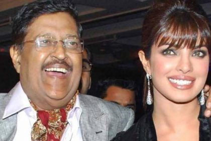 Priyanka Chopra father ashok chopra