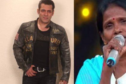 Salman Khan And Ranu Mandal