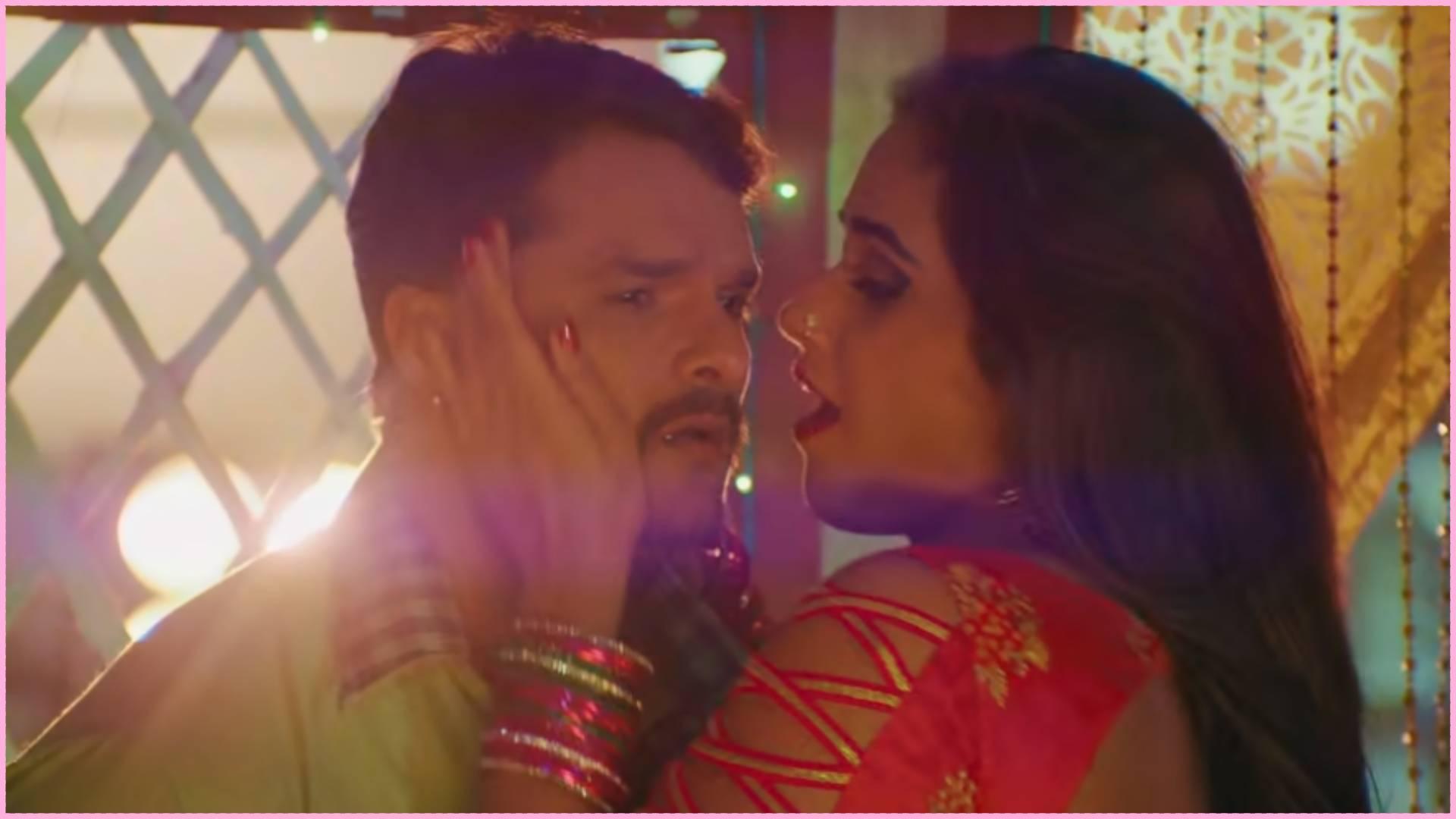 Khesari Lal Yadav-Kajal Raghwani Bold Video: 'पागल बनइबे' ने मचाया धमाल, अब तक मिले 10 करोड़ से ज्यादा व्यूज