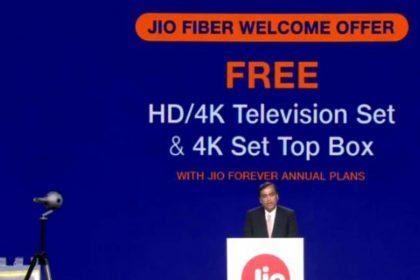 jio fibers