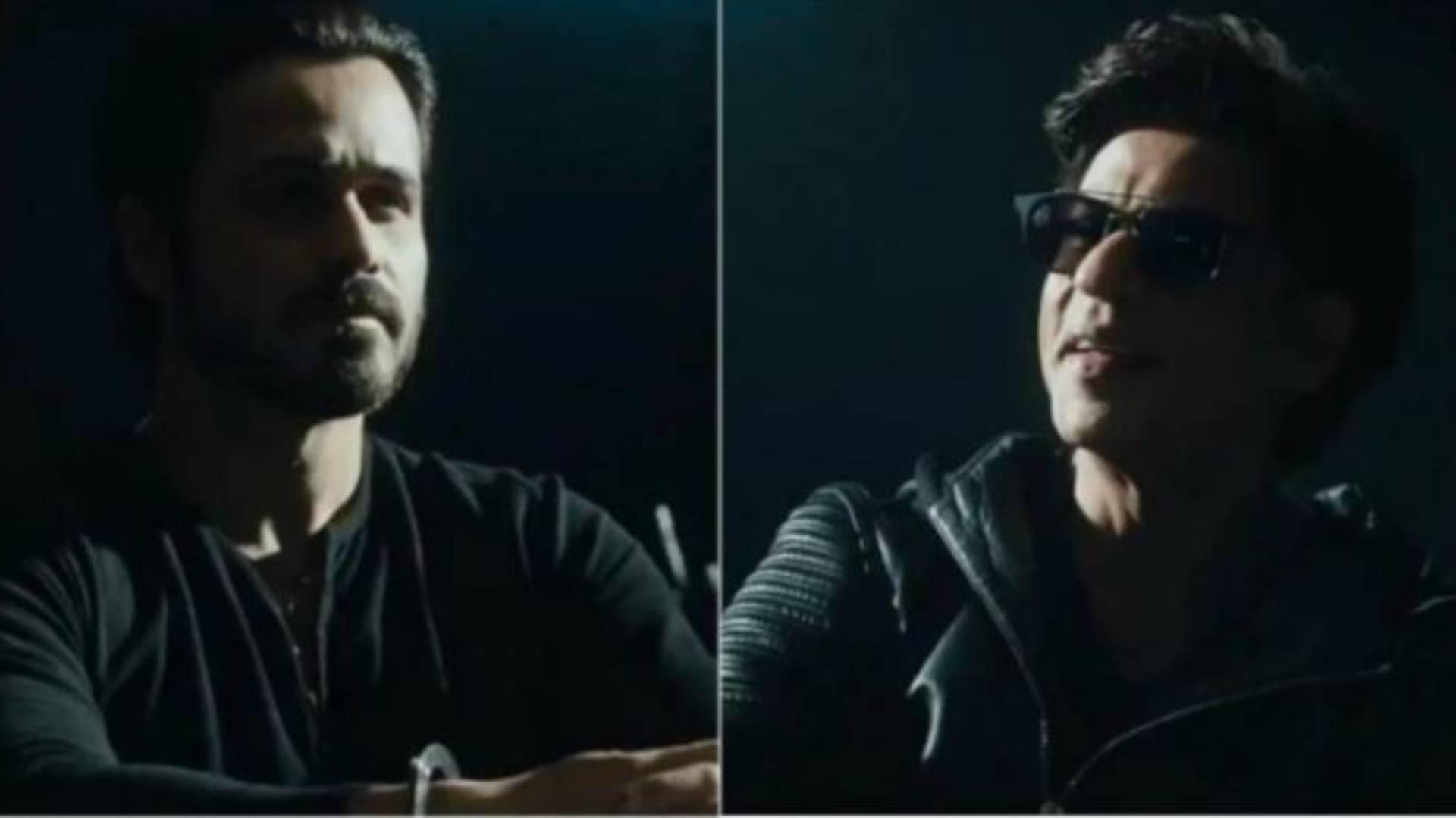 Bard of Blood Teaser: नेटफ्लिक्स की नई वेब सीरीज का टीजर आउट, शाहरुख खान को ढक्कन कहते नजर आए इमरान हाशमी