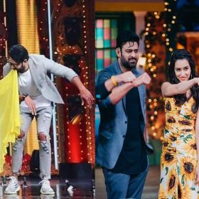 Saaho Star Nach Bliye 9 The Kapil Sharma Show