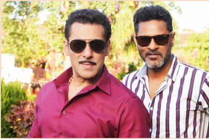 फिल्म दबंग 3 में सलमान खान चुलबुल पांडे के किरदार में (फोटो-इंस्टाग्राम)