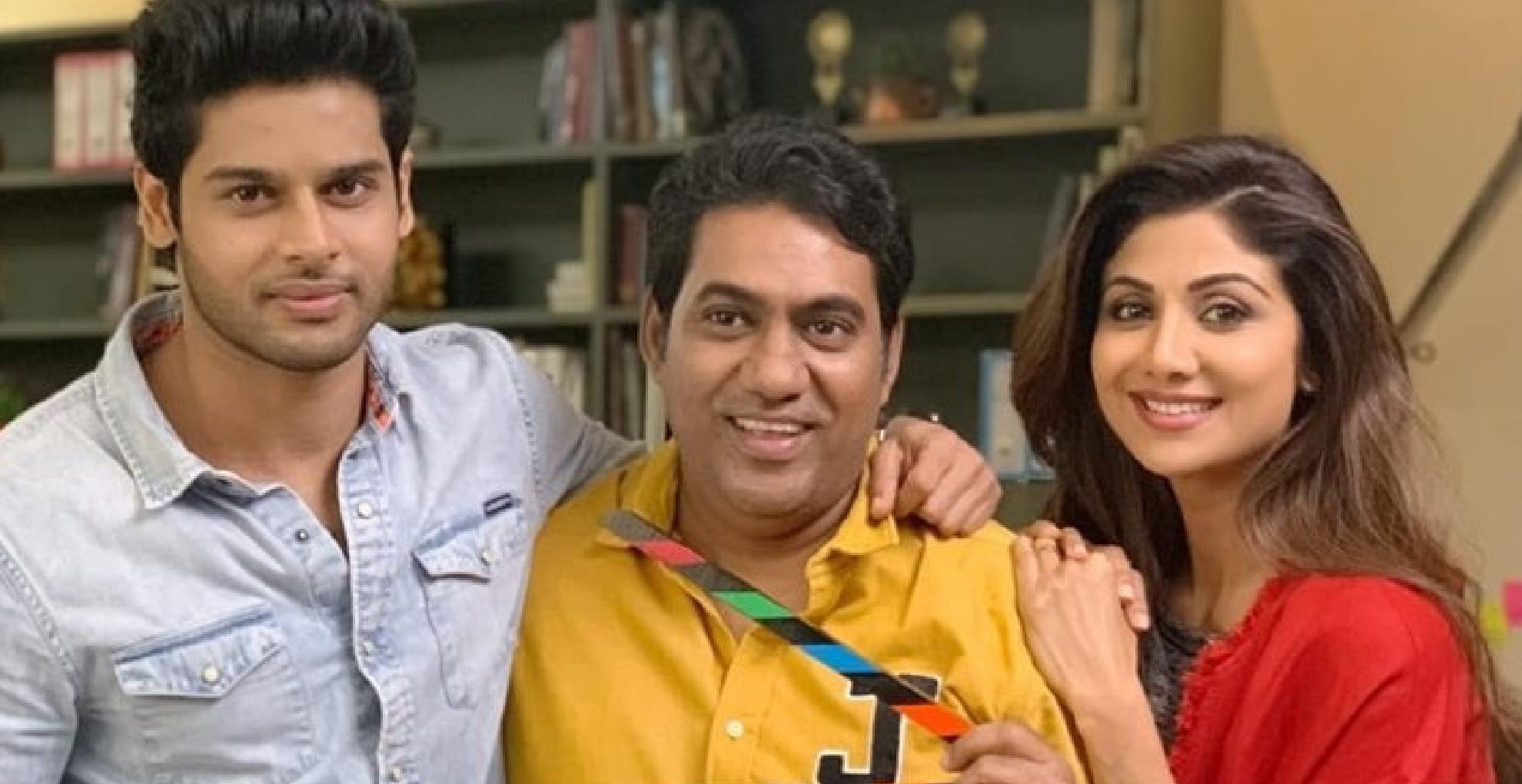 Nikamma Movie: शिल्पा शेट्टी ने शुरू की शूटिंग, सामने आई सेट से तस्वीर, एक्ट्रेस का दिखा खूबसूरत अंदाज