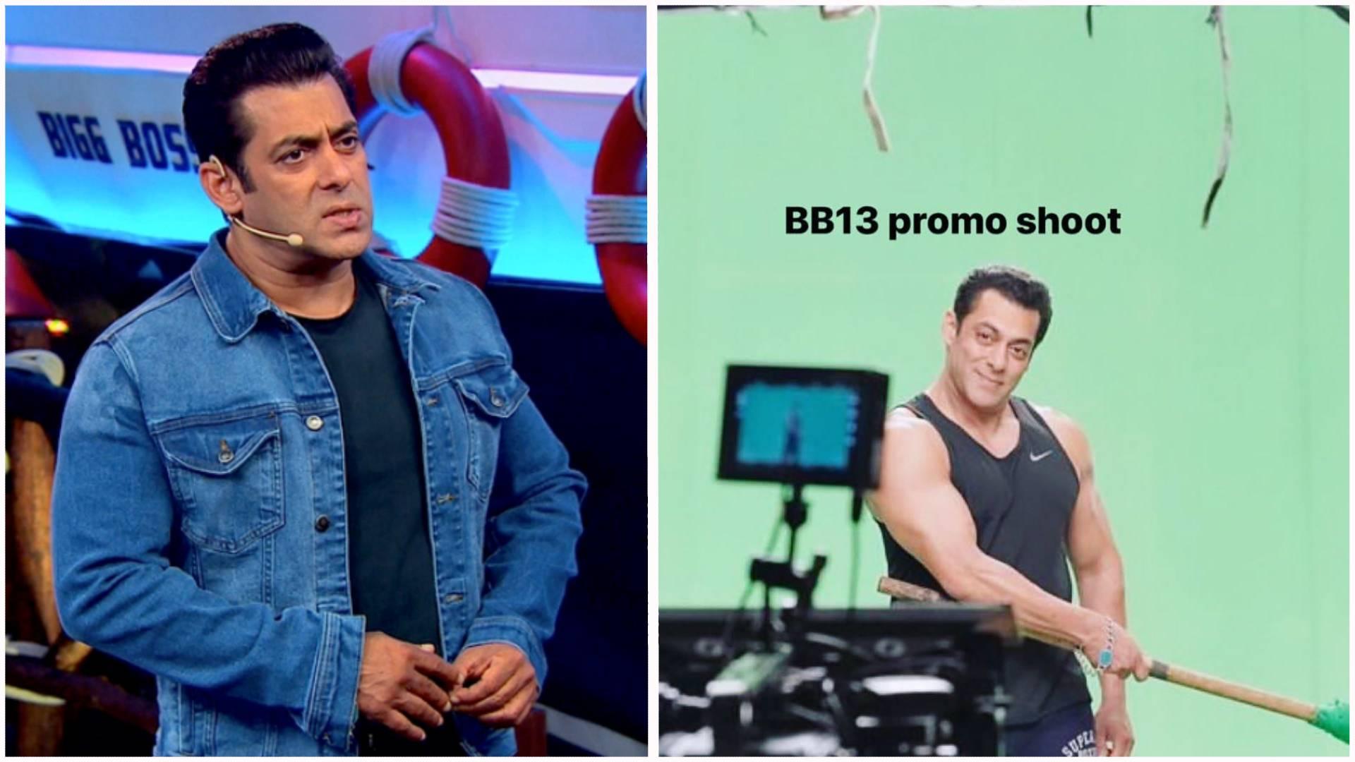 Bigg Boss 13: सलमान खान ने शुरू की शो की तैयारी, इंस्टाग्राम स्टोरी पर फैंस से शेयर किया फर्स्ट लुक