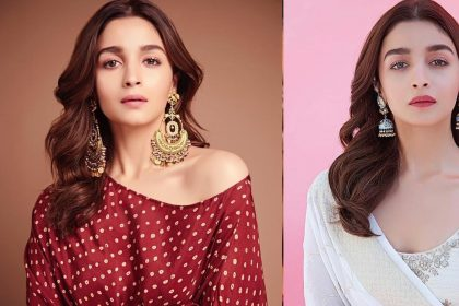 Alia Bhatt Earrings Collection