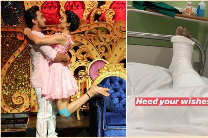 नच बलिए 9 में फैसल खान को पैर की चोट के कारण शो छोड़ना पड़ सकता है (फोटो-इंस्टाग्राम)
